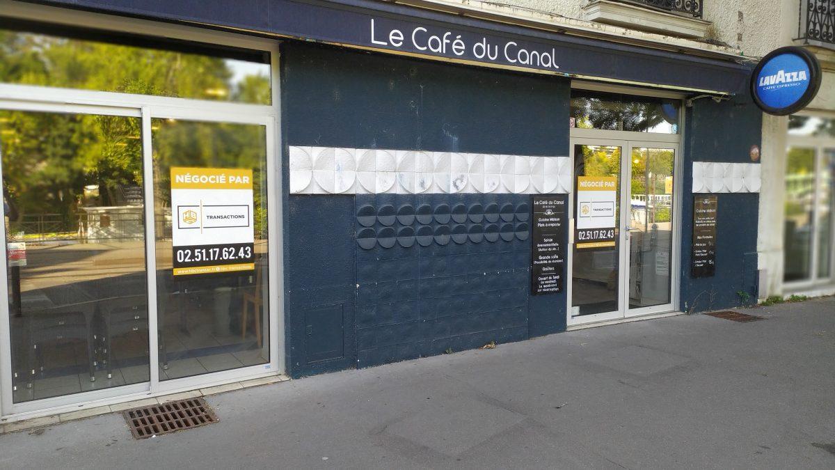 LE CAFE DU CANAL